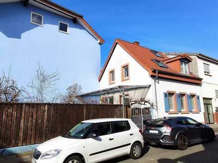 KL-Ost - Einfamilienhaus mit Garten und TG-Stellplatz im Teileigentum