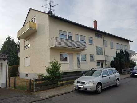 Gepflegte 2-Zimmer-Wohnung mit Balkon in Münster (Hessen)