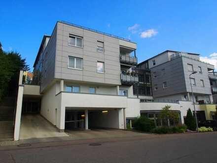 Geräumige 3-Zimmer Dachgeschosswohnung in moderner Seniorenwohnanlage