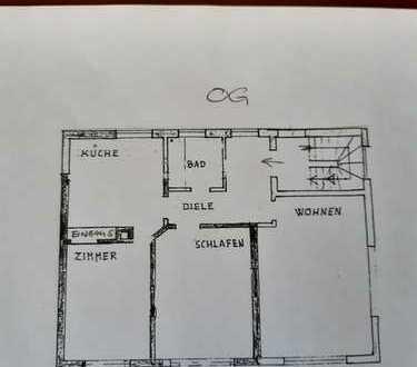 Dreizimmer Wohnung in Oberursel-Oberstedten