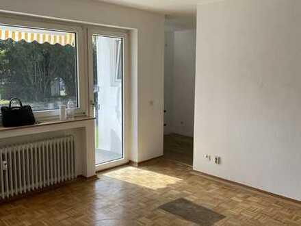 1-Zimmer Wohnung mit Balkon und separater Küchennische