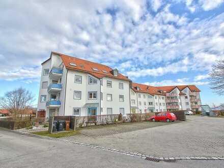 Großzügige, gepflegte 3-Zimmer Dachwohnung in Buchloe zu vermieten