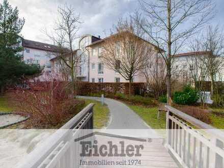 EICHLER IMMOBILIEN: Vermietete 1,5-Zimmer-Wohnung, ruhig gelegen