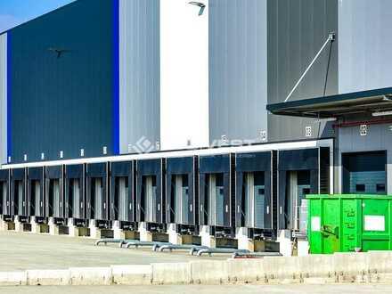 Provisionsfrei ! Projektierter Neuabu einer Lager-und Logistikimmobilie im Gewerbegebiet Pausa