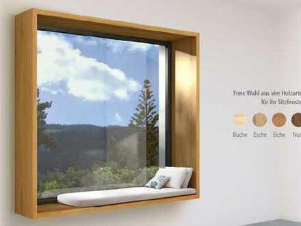 Wohlfühlhaus mit Aussicht – Sitzfenster XL inklusive!