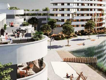 3 Zimmer mit 69 m² Wohnfläche.......