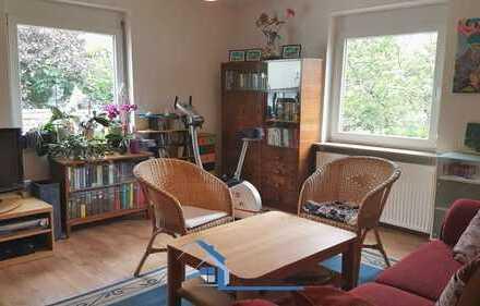 Modernisierte 3 Zimmerwohnung mit zusätzlicher Einliegerwohnung
