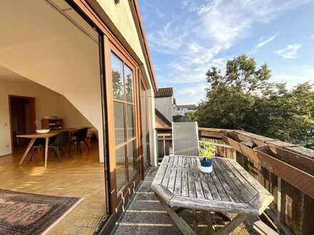 Nordschwabing/Milbertshofen*Ruhige Whg. mit Balkon, Nähe zum BMW. Mit Stellplatz. Nicht WG-geeignet