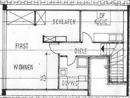 Ruhige DGW mit Einbauküche, Mönchengladbach - Nähe Bunter Garten und Eicken