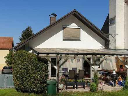 Schöne 3,5 Zimmer Wohnung mit Garten in Merdingen