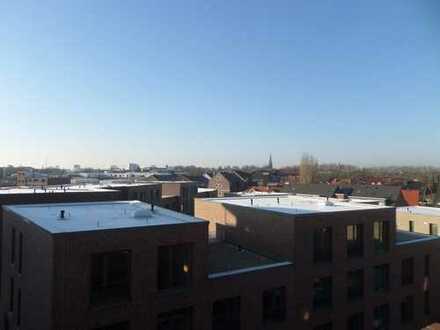 Neubau: 3-Zimmer-Wohnung mit großer Dachterrasse