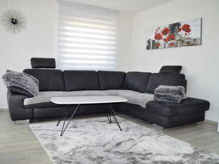 Kernsanierte 3-Zimmer Wohnung mit Balkon und Stellplatz, hochwertig und modern in Lörrach-Brombach
