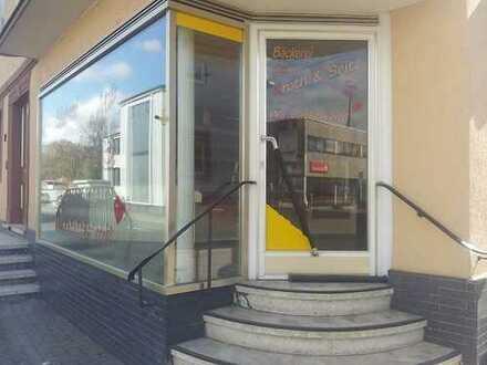 Verkauf, Büro, Ausstellung - kleiner Laden hofft wieder auf Kundschaft