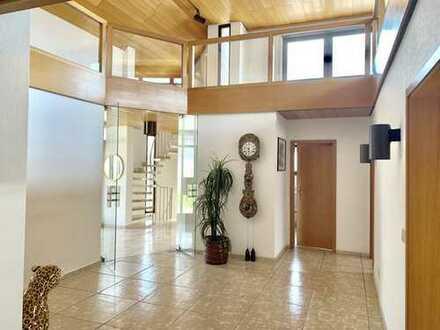 Großes repräsentatives Architektenhaus in bevorzugter Wohnlage