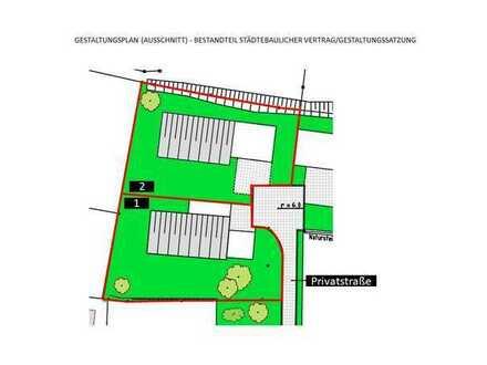 Zwei Wohngrundstücke in Weinheim – 1A-Hanglage