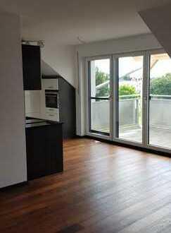 Helle, moderne und hochwertig ausgestatte 3 Zimmer Wohnung in Abensberg