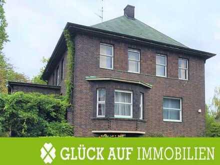 Denkmalschutz: Repräsentative Unternehmervilla in Bottrop-Mitte!