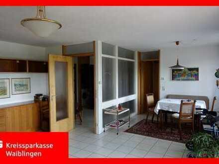 Großzügige Vier-Zimmer-Wohnung in Waiblingen