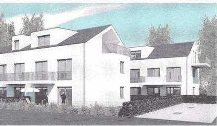 Hochwertige Neubau-Erdgeschosswohnung in bester Lage mit Garten, Tiefgarage und Stellplatz