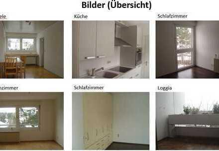 Exklusive, gepflegte 4-Zimmer-Wohnung mit Balkon und Einbauküche in Hadern, München