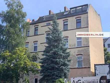 IMMOBERLIN: Sonnenhelle & adrette Wohnung mit Westterrasse & Balkons