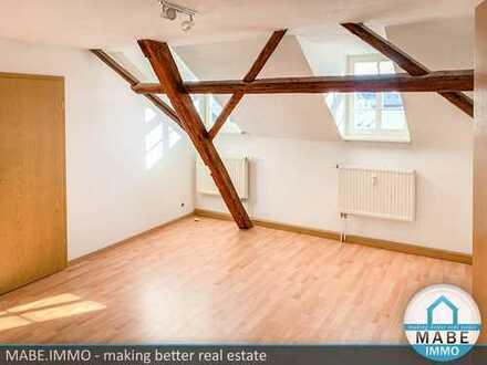 Renovierte 4 RWE im Dachgeschoss