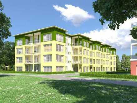 Raus ins Grüne! 3 Zimmer Super-Luxus-Wohnung am Seddinsee mit Seeblick Nr. 303, barrierefrei