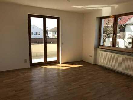 Lichtdurchflutete 3,5-Zimmer-Wohnung in Schrobenhausen zu vermieten!