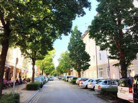 Best of Westendstrasse*Frei*Ruhige Lage*Modernes Objekt m.Aufzug*2 Balkone*Renoviert*TG möglich