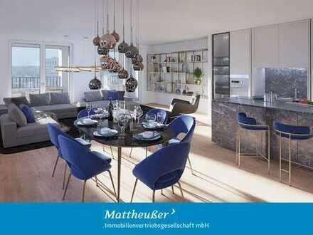 Einziehen und das Leben genießen! 3-Zimmer-Wohnung in absoluter Bestlage Frankfurts