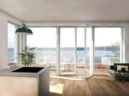 Luxuriöse 4-Zimmer Wohnung mit Seeblick!