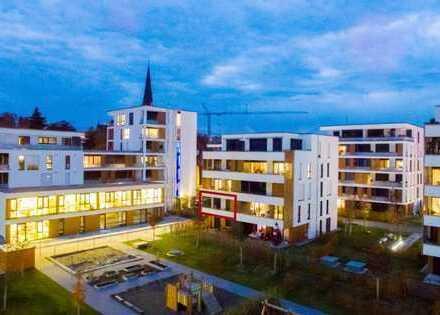 Großzügige 2-Zimmer-Wohnung im City Quartier Ploucquet