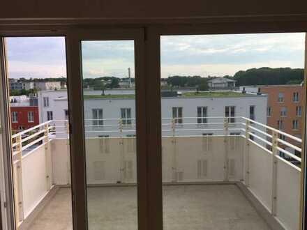 Schöne, neuwertige 2-Zimmer-Wohnung mit Balkon in Karlsfeld