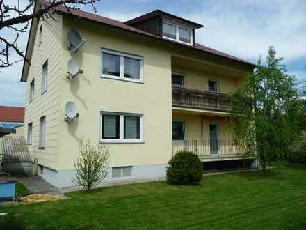 3-Zimmer-Wohnung mit Balkon und Einbauküche in Neuburg