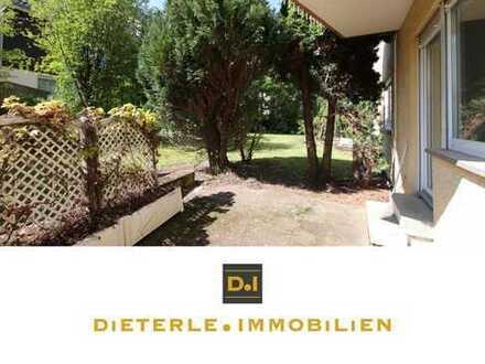 Schicke und helle Wohnung mit Terrasse in Uni-/STEP-Nähe