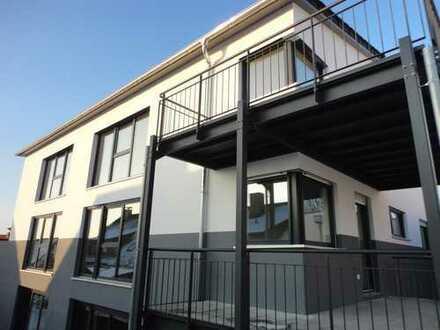 Neuwertige 3-Zimmer-Erdgeschosswohnung mit Dachterrasse in ruhiger Wohnlage in Diespeck