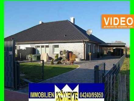Top Zustand- vom Feinsten! Moderne Doppelhaushälfte mit Carport- und 40 m² Ausbaureserve!