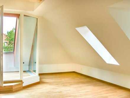 HOMESK - Vermietete Dachgeschosswohnung in Spandau mit West- und Ost-Terrasse