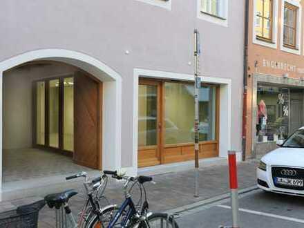 Ladengeschäft - beste Lauflage zur Altstadt - edel saniert und voll ausgestattet