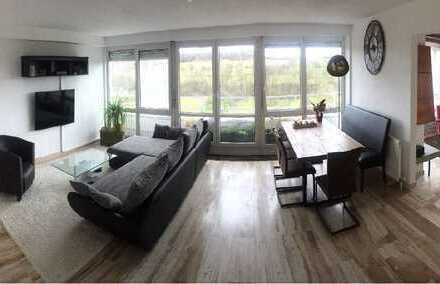 6 Zimmer Wohnung mit ca. 175 m² Wohnfläche / Dachgeschoss-Wohnung mit Terrasse und Fernblick