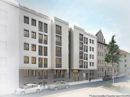 Baugrundstück für 660 EUR/m² zu realisierende Wohnbaufläche in Neulindenau