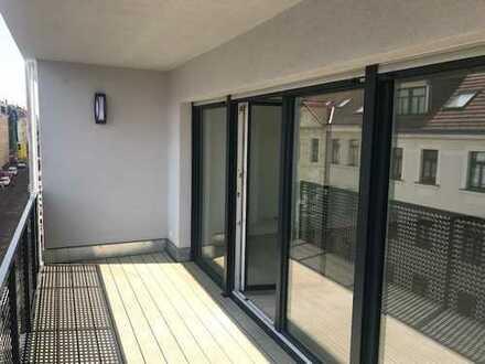 4 Raum-Neubauwohnung mit Aufzug sucht Besitzer