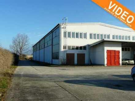 Lagerhalle im Osten der Stadt Cottbus provisionsfrei zu vermieten!