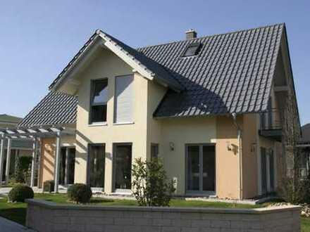 Ihr Traumhaus - massiv in Ziegel - gem. EnEV - 2-geschossig - DHH