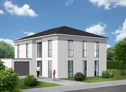 Moderne Stadtvilla in gefragter Lage in Niederschönhausen - IGG Neubauvorhaben