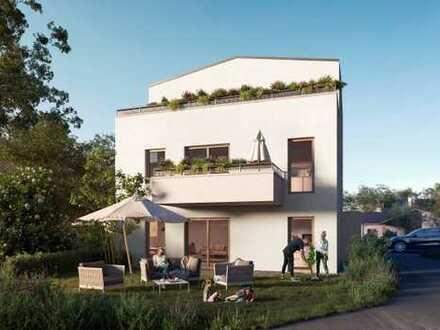 Traumhaft leben mit Garten! 3-Zimmer-Gartenwohnung mit wunderbarer Terrasse und 50qm Garten