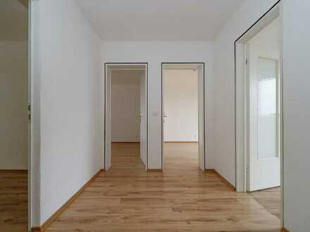 **Platz für die Familie** 4 Zimmer mit Balkon in toller Lage