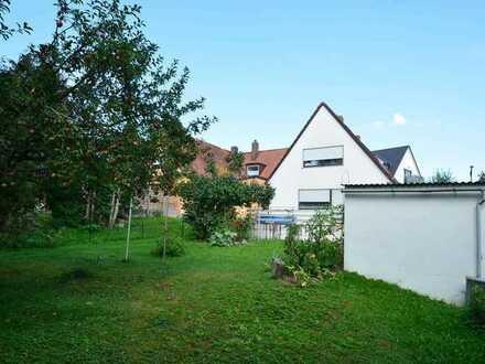 Im Alleinauftrag! Bauplatz für Einfamilienhaus inkl. Abrisshaus in Regensburg Nord/Steinweg