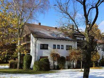 Idyllisch gelegene 3 Zimmer DG-Wohnung in Utting am Ammersee ab 01.12.2019 zu vermieten