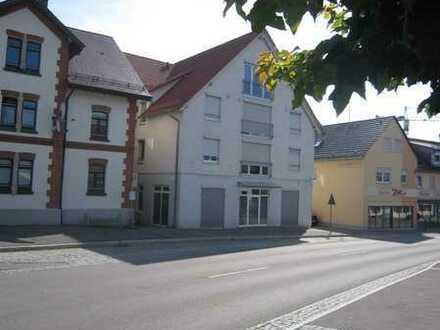 Großzügige 3-Zimmer-Wohnung im Herzen von Bad Schussenried